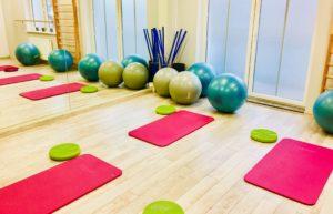 pilates sala